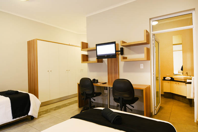 SAS facilities accommodation