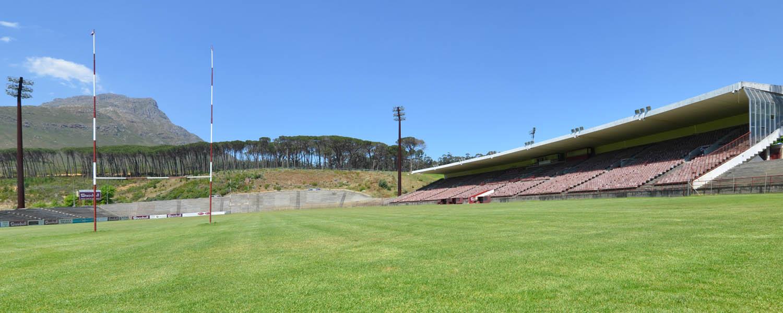 Stellenbosch rugby field