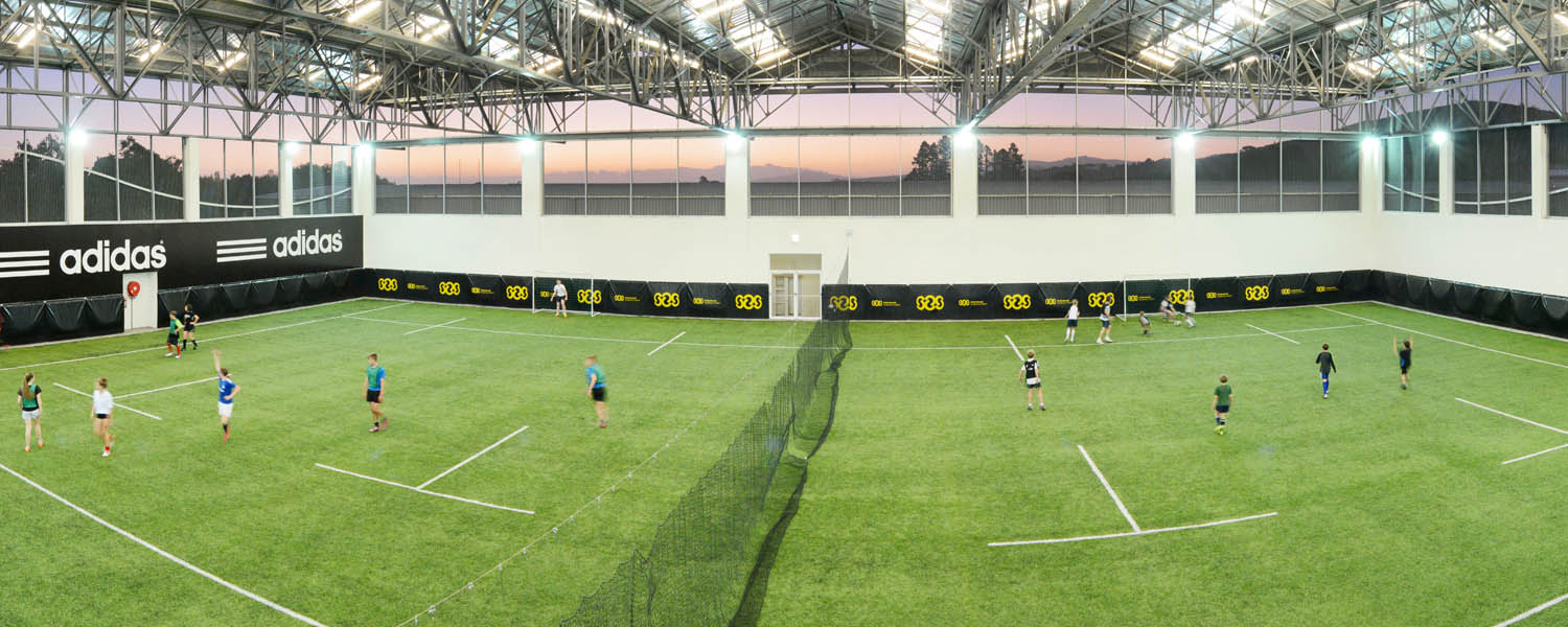 SAS indoor training facility