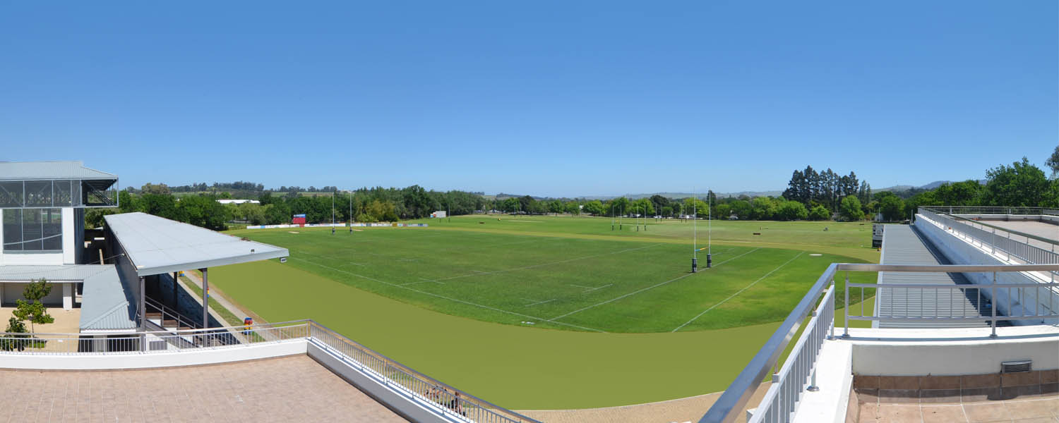 SAS training rugby field