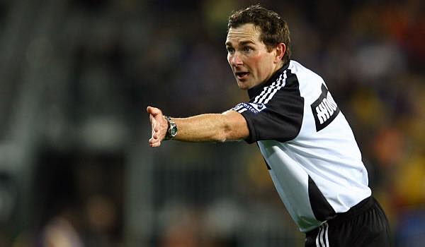 """World renown referee Glen Jackson will talk about """"Managing the Referee"""" at our Coaching…"""