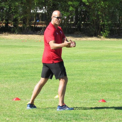 """At our upcoming Coaching Seminar John Mitchell will talk about """"Methodology of Coaching Defence"""".…"""