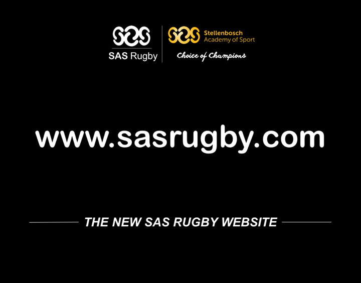 Excited to launch our new SAS Rugby website! #sasrii #sasrugby #newwebsite