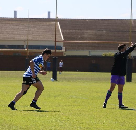 Congrats to Morgan Naude on making his WP u19 debut this past weekend! #sasrugby…