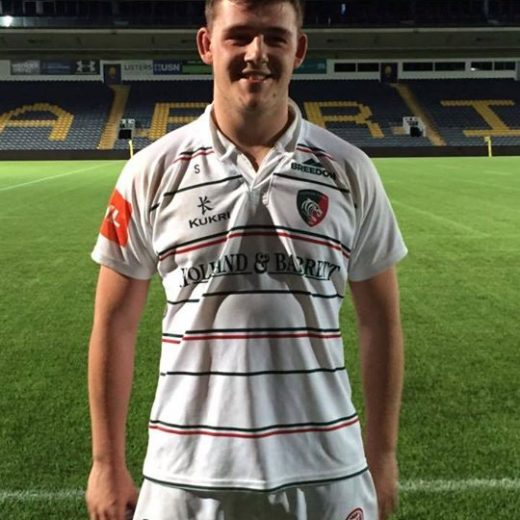 Well done Toby Hutchinson!! Very proud of you! Leicester Tigers A League Leicester Tigers…