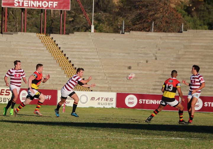 Great to see Paul Burger #SASRII2017 in action for Maties Rugby Club playing for…