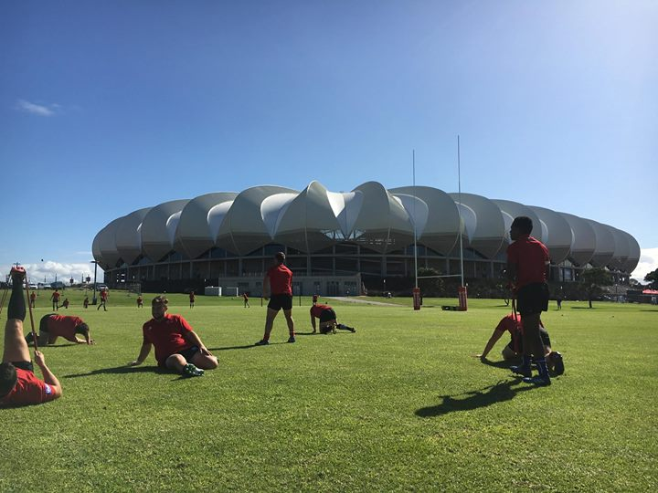 On Monday the SAS Rugby International Institute played against the EP Kings in Port…