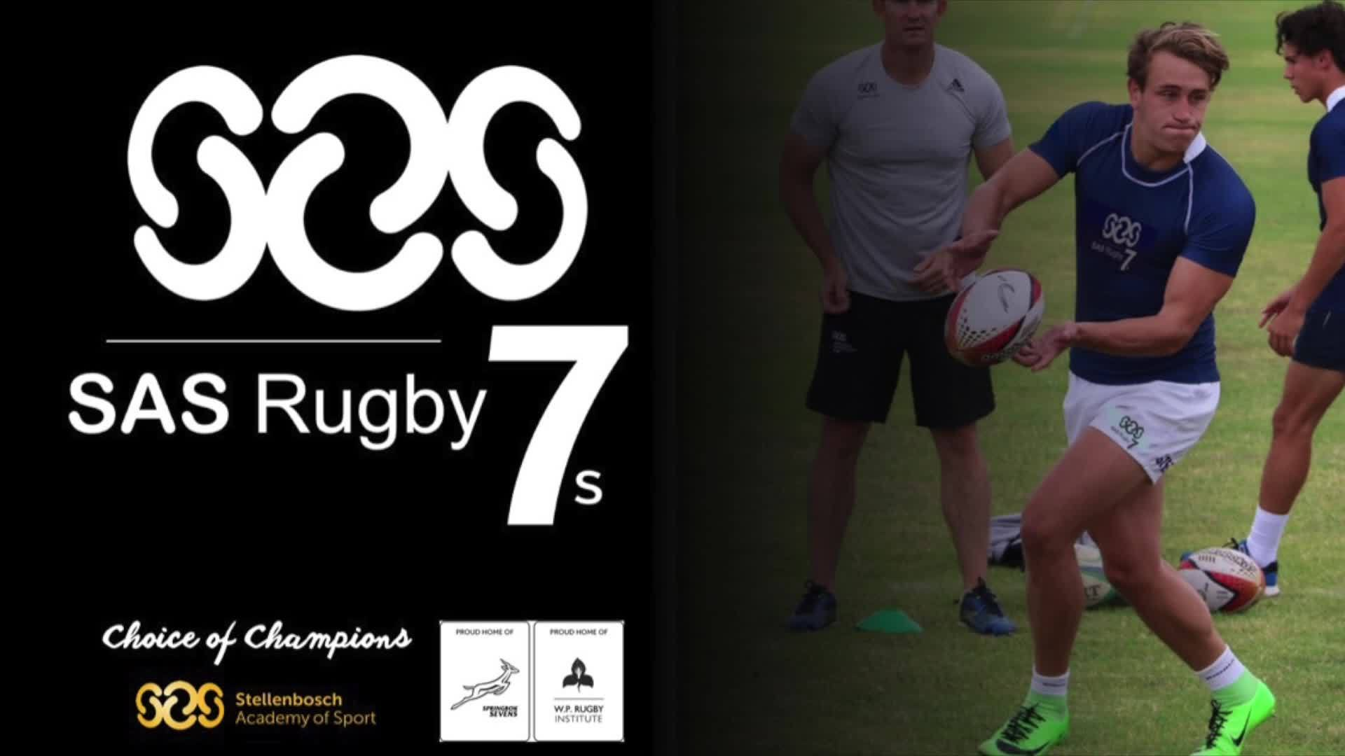 Introducing SAS SEVENS! Another world class SAS Rugby programme headed up by former international…