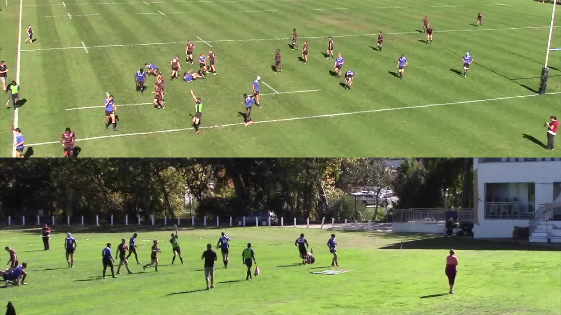 """PROP on the RUN"" – Alert! (watch in HD) – All angles #sasrii18 #sasrugby"