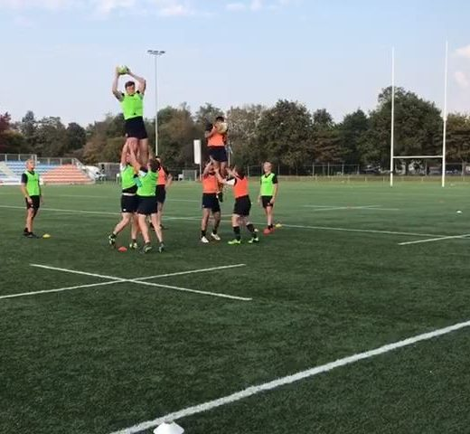 LineOuts with Nationaal Trainings Centrum – Rugby Nederland #AMSTERDAM