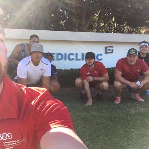 SAS Rugby added 40 new photos — with Duncan Ferguson
