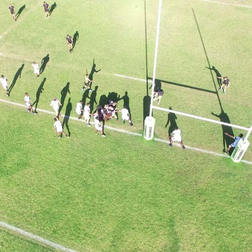 SASRII vs SA Academy_03.05.17 (Try no 1) #Dronefootage