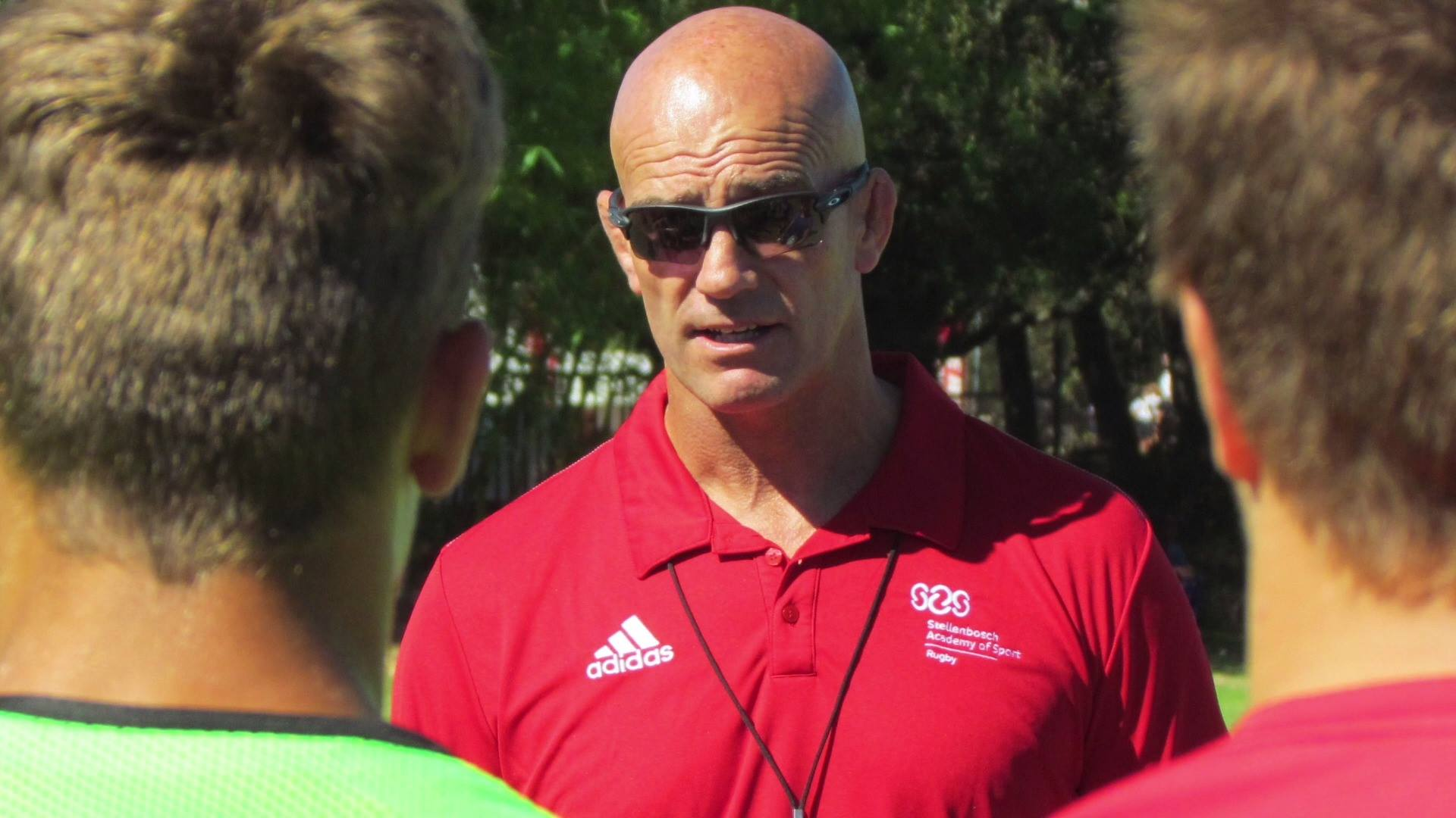 International renowned coach John Mitchell recently joined SAS Rugby International Institute as a visiting…