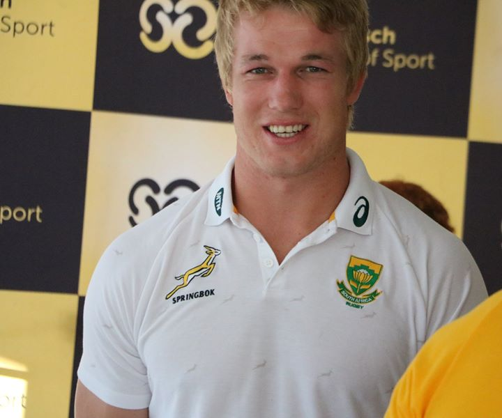 Last night we welcomed the SA Rugby Academy Class of 2019! Wishing all the…