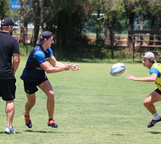 New week, new challenges and exciting times for our SAS Rugby Sevens 2019 intake.…