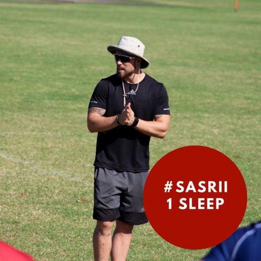 Rubbing our hands together in anticipation of the third #sasrii programme starting tomorrow! •…