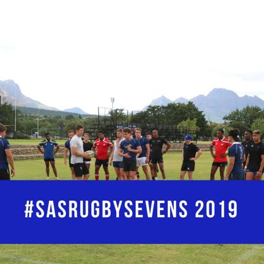 Today is the day: the start of the inaugural #sasrugbysevens programme • #sasrugby #sashp…