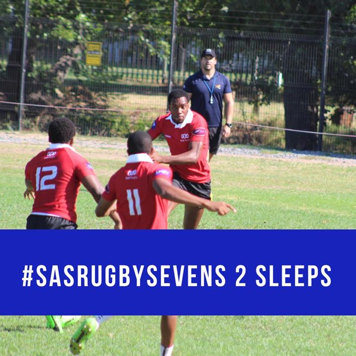 Monday is the big day for #sasrugbysevens #sasrugby #sashp #choiceofchampions