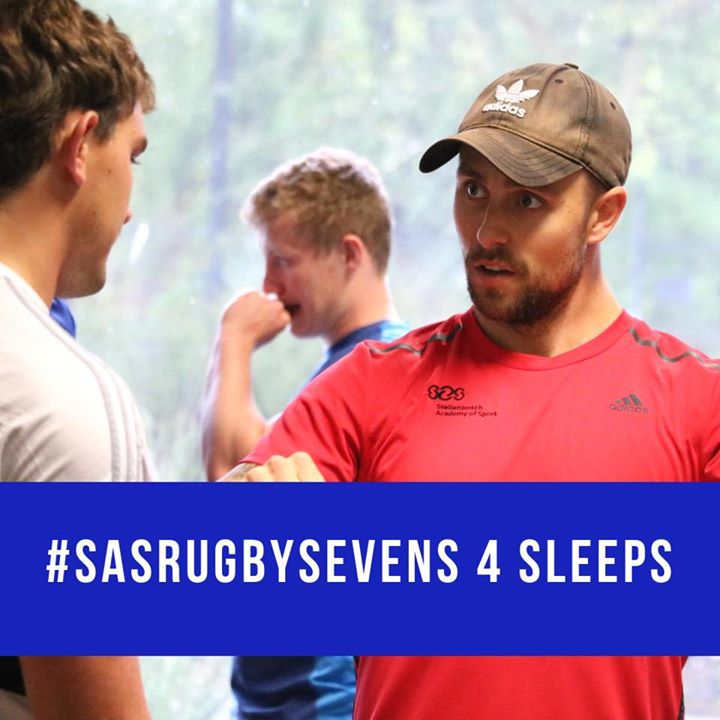 Monday is the day! #sasrugbysevens • #sasrugby #sashp #choiceofchampions