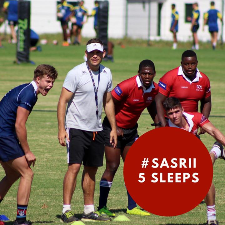 Let the #sasrii countdown commence! #sasrugby #sashp #choiceofchampions