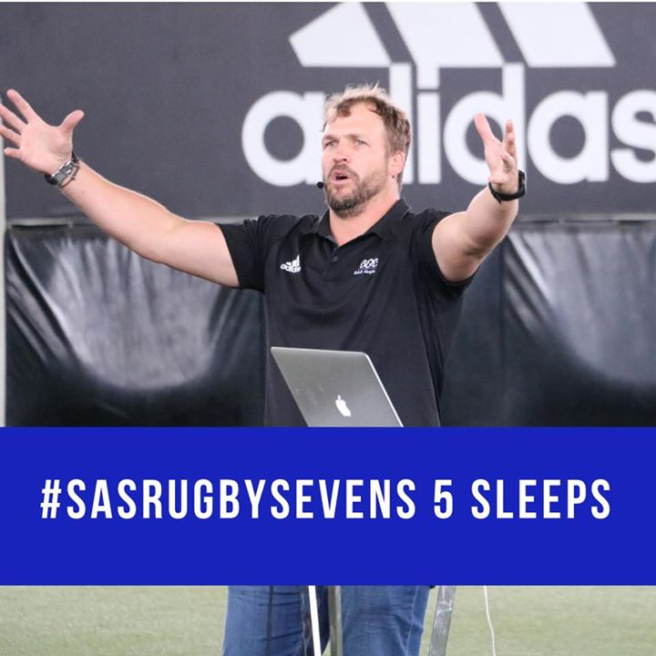 The new SAS Rugby 7s programme starts next Monday! And no one is more…