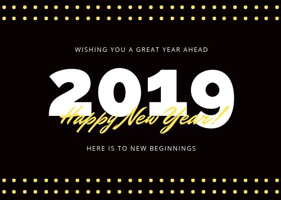 Wishing all of you the very best for 2019! #choiceofchampions #sasperformance #sashp #sasrugby #sastraining