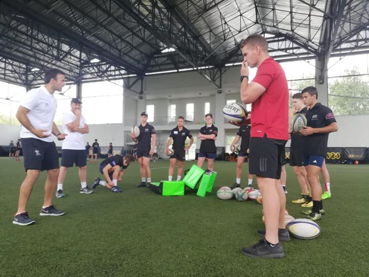 Good first day of the Position Specific Camp held at SAS
