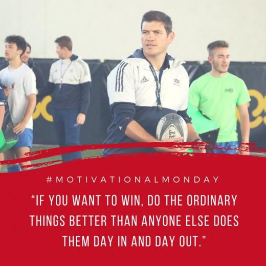 Monday Motivation #mondaymotivation #sasperformance #choiceofchampions #sasrugby #sashp