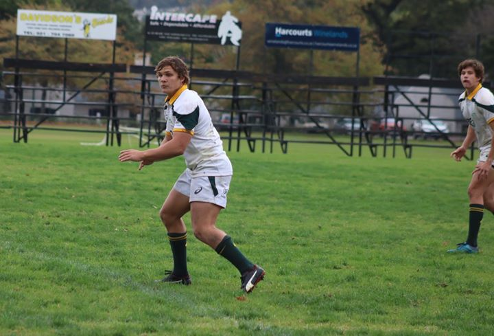 SAS Rugby added 57 new photos — with David Coetzer
