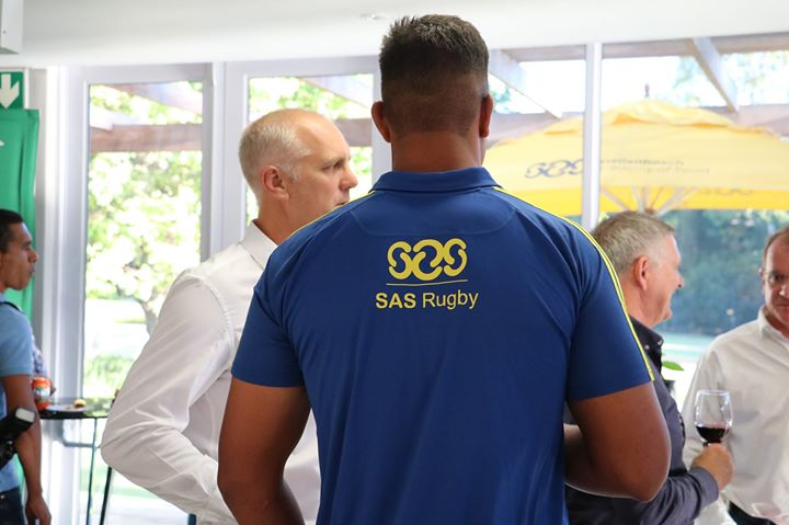 SA Rugby welcomes SAS investment in Academy programme