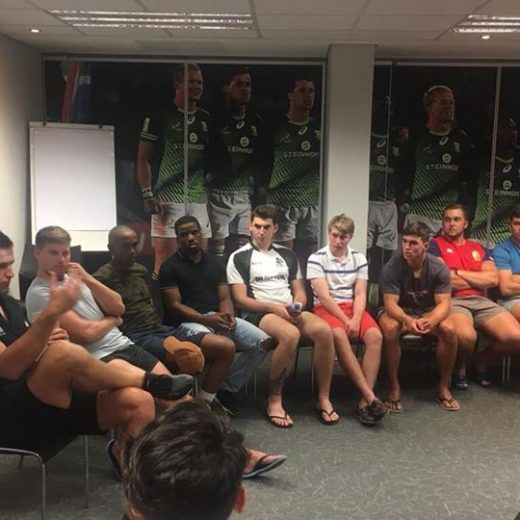 Exciting times at SAS as we welcome our SASRII 2018 and Tiger Rugby Africa…