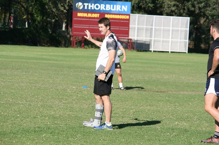 Our SASRII coaches in action during 2017 #sasrii #sasrugby #choiceofchampions
