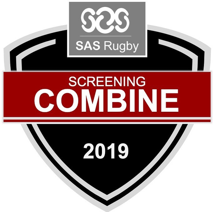 SAS RUGBY SCREENING COMBINE 2019 Do not miss out on this great opportunity to…