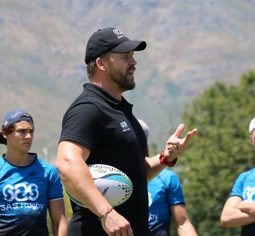 SAS RUGBY SEVENS ACADEMY SUCCESSFUL FIRST YEAR