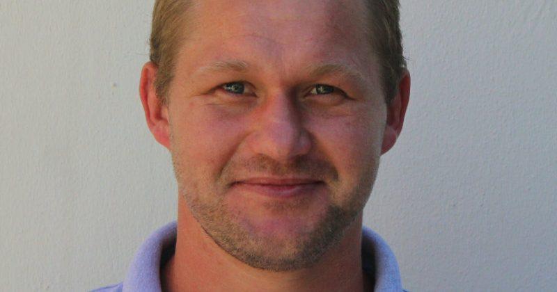 SAS rugby coach Philip Snyman